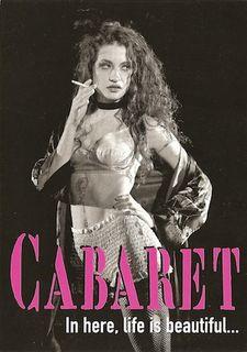 Jessica pariseau cabaret