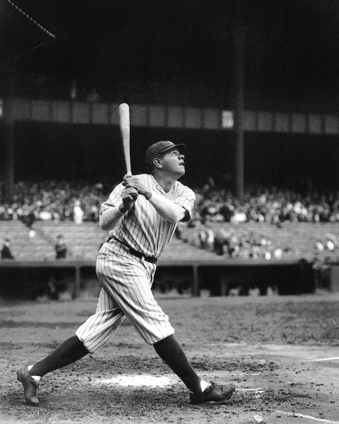 a biography of george herman babe ruth and his legendary baseball career