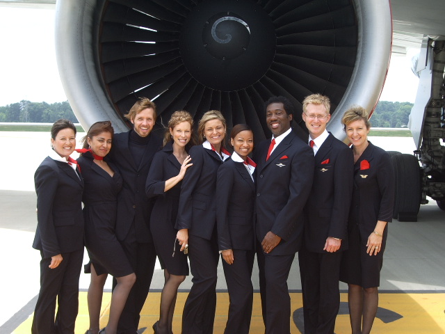 Air stewardess blog