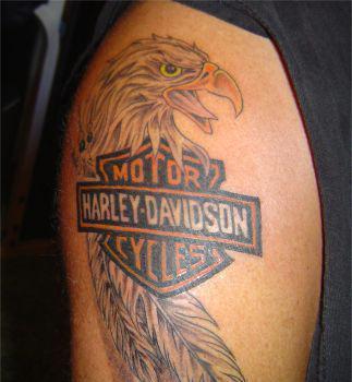 Harleydavidsontattoo